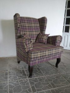 Кресло для ресторанов кардинал