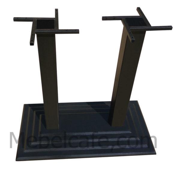 Опора для стола двойная чугун