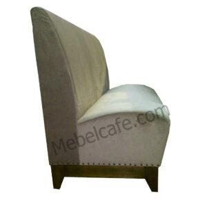 Мягкий диван для ресторана