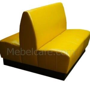 Двойной диван Рокки на цоколе