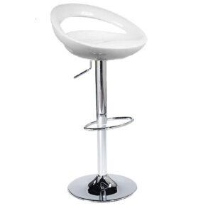 Барный стул пластиковый