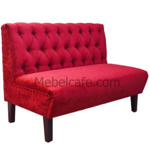 диван в ресторан в стиле классика