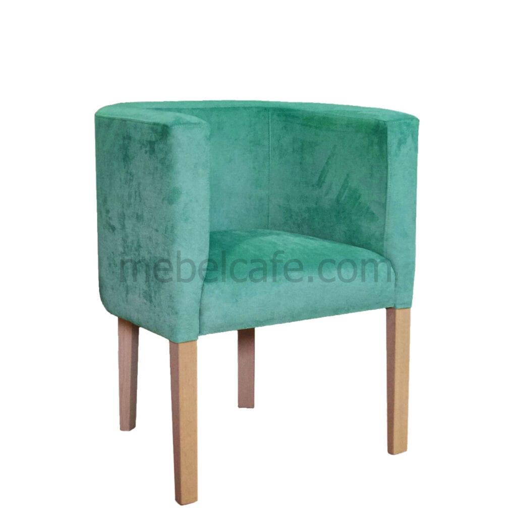 Полукруглое кресло для ресторана