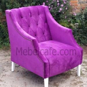 Кресло с подлокотниками в ресторан