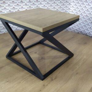 Журнальный стол в стиле лофт Бент