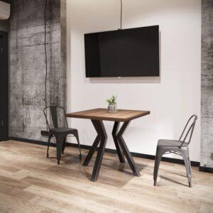 Дизайнерский стол в стиле лофт