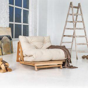 Раскладное кресло-футон LAYTI 90  цвет натуральный