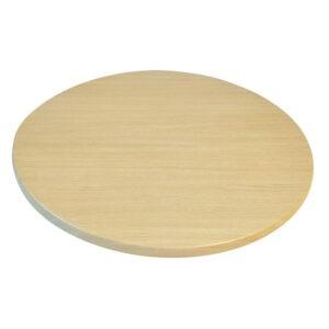 Столешница Werzolit круглая белый дуб