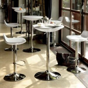 Барный круглый стол