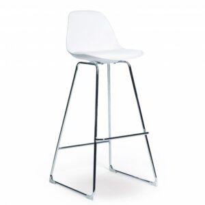 Барный стул металлические ножки