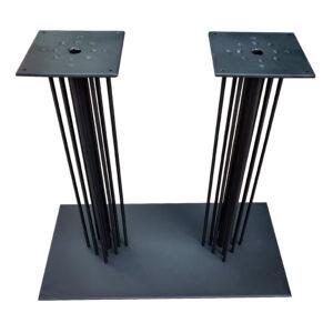 Опора двойная для стола на заказ