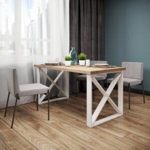 Стол в кафе в стиле лофт