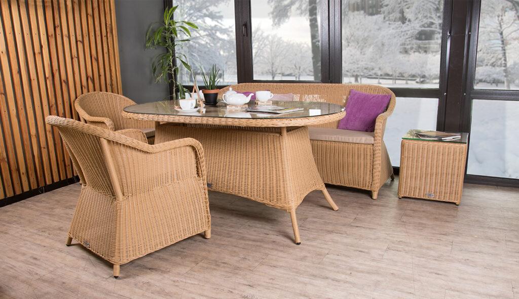 Мебель из искусственного ротанга